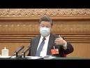 Xi Joins Deliberation with NPC Deputies from Hubei