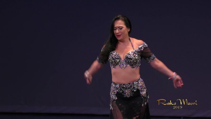 Elena Ramazanova - RAKS MASRI CHILE 2019