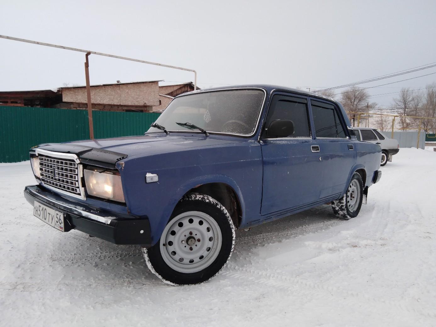 Купить 2107 2007г один хозиян дно пороги в | Объявления Орска и Новотроицка №389