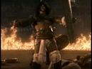 Spartacus:Gods of the arena, Caburus vs Crixus and Gannicus! Спартак: Боги арены! Мощный гладиатор!