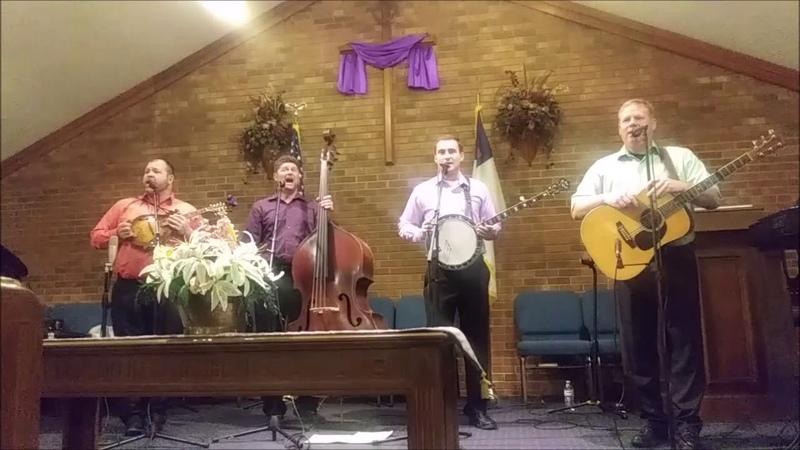 Second Chance Bluegrass At Heavens Gate Church (Full Concert)