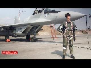 Женщина пилот МиГ-29 ВВС Польши / Poland's First Female MiG-29 Fighter Pilot