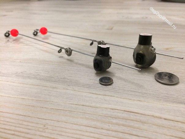 Сигнализатор поклевки для зимней рыбалки щербакова