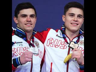 Победа России на чемпионате по спортивной гимнастике в Польше