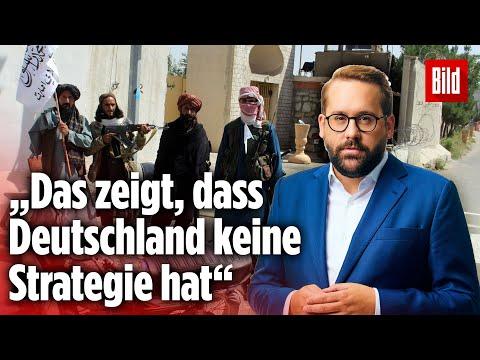 """""""Geprägt von totalem Scheitern BILD Vize Paul Ronzheimer über deutsche Außenpolitik"""