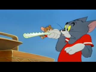Том и Джерри в ударе))