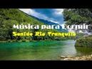 Música para Dormir y Descansar, Sonidos Relajantes Naturales, Rio Tranquilo, Relax ♬ Musicoterapia ♬