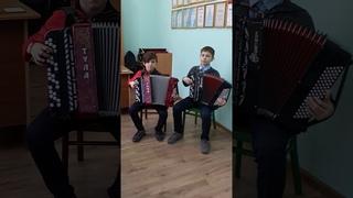 Ковалев Егор, Свиридов Дмитрий Р.н.п. Перевоз Дуня держала