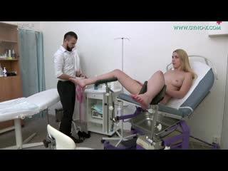 Gyno-X Amaris [Medical Fetish, Gyno Exam, Teen, Anal Checkup, Anal Enema, Masturbation]
