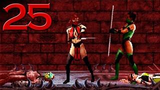 Mortal Kombat Reconciliation Part 25 | The Torture Chamber