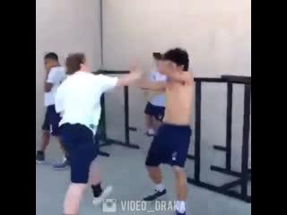 Первая уличная драка