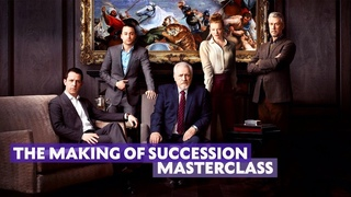 The Making of Succession with Jesse Armstrong and Becky Martin | Masterclass