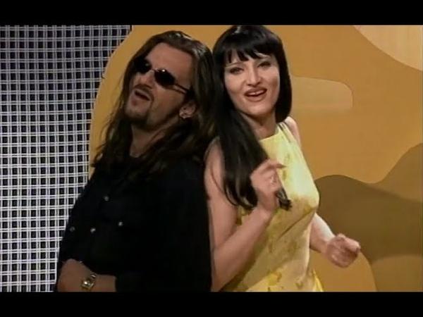 Mira Skoric i Aca Lukas Vrati nam se druze moj TV Pink 1998