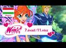 Winx Club 7 évad 11 rész Tecna tündérállata Magyar