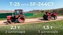🔥 Shifeng SF-244C или Владимирец Т-25 • Сравнительный обзор и перетяжка 2021