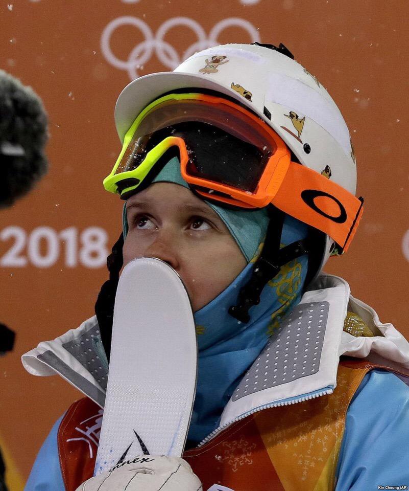 Юлия Галышева победила на этапе Кубка мира в Калгари _______