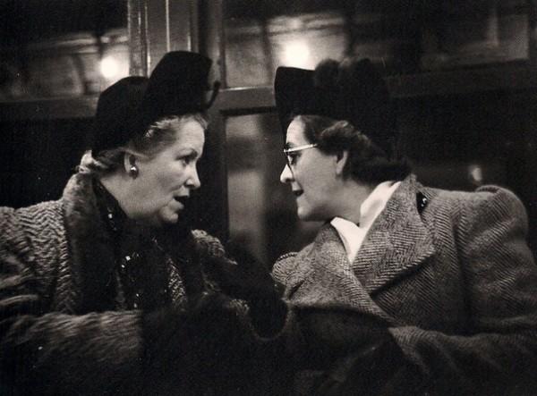 Фотограф Уокер Эванс (Waler Evans 1903  1975