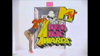 2nd Annual MTV Video Music Awards UNCENSORED (1985)