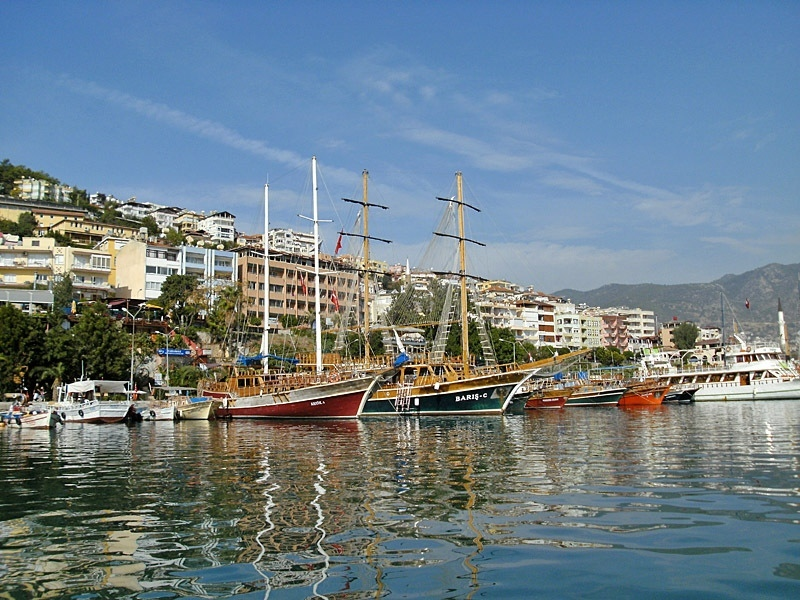 Обзор курорта Аланья (Турция), изображение №4