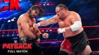 [#My1] Seth Rollins vs. Samoa Joe: WWE Payback 2017