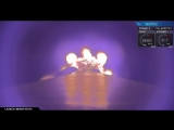 Falcon 9 launches Merah Putih and Falcon 9 first stage landing