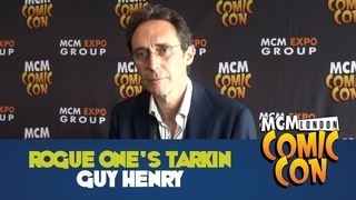 Rogue One's Tarkin, Guy Henry, Press Interview From MCM Comic Con London - May 2017