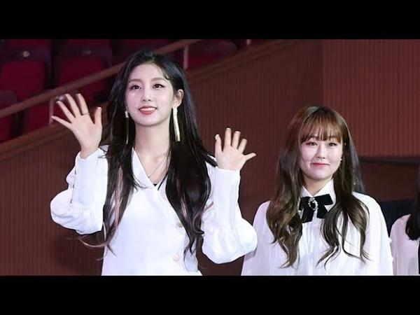 TD영상 러블리즈 Lovelyz '언제나 완성형 미모' 소리바다 어워즈