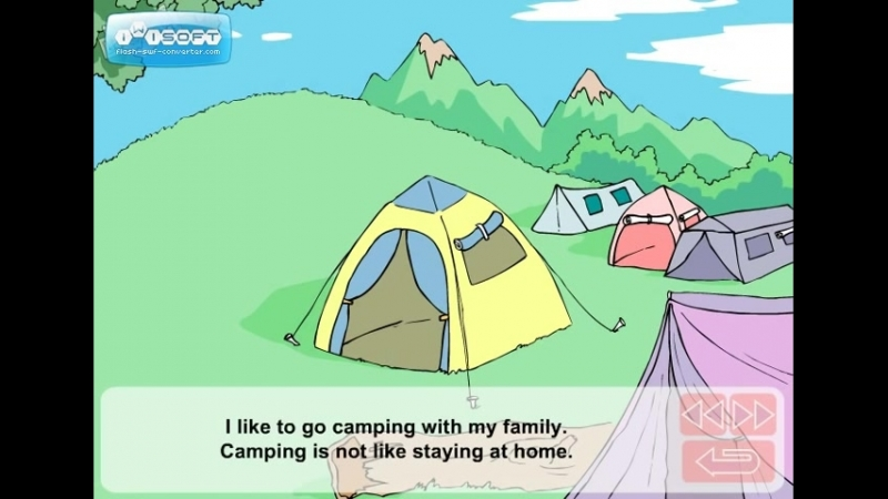 Camping (Video Lesson)