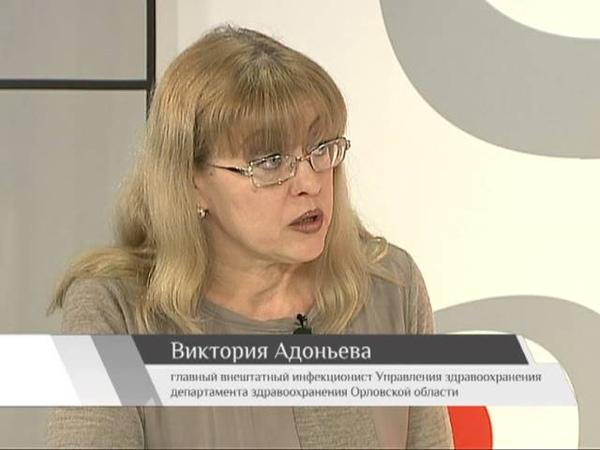 Актуальное интервью с Викторией Адоньевой