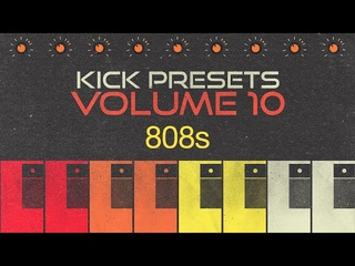 Kick 2 Presets Vol 10 - 808s