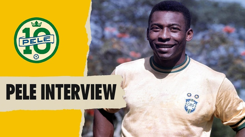 Pele's 80th Birthday Interview FIFA World Cup