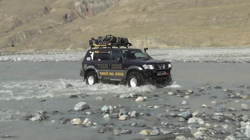 Nissan Patrol Y61 ZD30 Будни