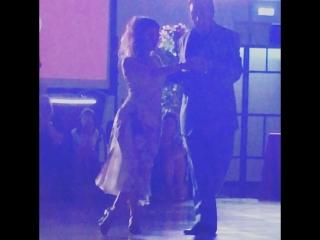 Momentos 5, 4/5 Mariano Chicho Frumboli   with Carolina Giannini   -Catania Tango Weekend- 29-30.06.2018 Night Milonga