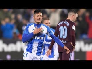 Oscar Rodríguez (CD Leganés) - Goals and assists - 2019/2020