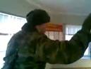 Музыкальный лось в российской армии- дедовщина.