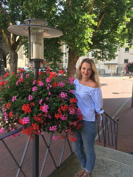 Кристина Кокшарова, Hildesheim, Германия