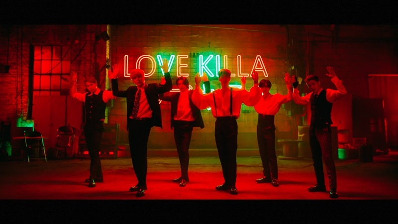 YT 201203 MONSTA X LOVE KILLA Japanese ver. MV