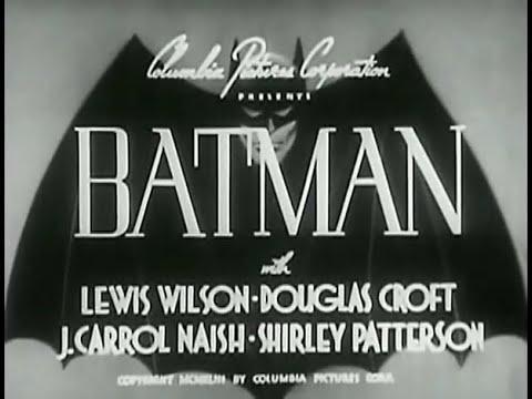 Бэтмен 15с заключительная 1943 США