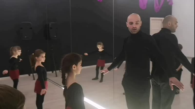 ETSE Школа народного танца