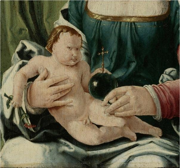 «Страшные дети Ренессанса» Почему на многих картинах того времени художники изображали не просто детей, а чрезвычайно уродливых, страшных, больше похожих на обрюзгших взрослых, чем на