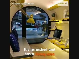 Эконом вариант от китайского архитектора ваше мнение неуже до этого дойдёт в буд