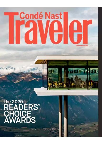 2020-11-01 Conde Nast Traveler