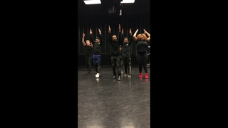 Lady Gaga Stupid Love The Leather Black Tribe Richy Jackson Choreography