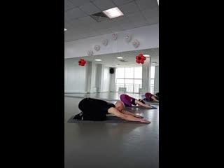 Live: Stretch Макс Есин с Леной Кузнецовой