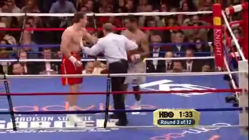 Wladimir Klitschko vs Calvin Brock HBO World Championship Boxing November 11