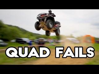 Best QUAD FAILS of February 2017   Funny Fail Compilation