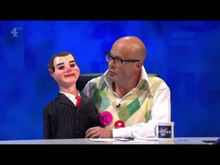 8 out of 10 cats does countdown 18x01 harry hill, rose matafeo, alex horne & the horne section