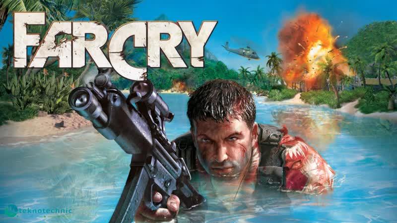 DoomSoma FarCry железный стрим ps3 2