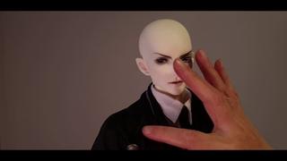 Идеальный дворецкий 🖤Себастьян Михаэлис🖤Создание образа для BJD куклы