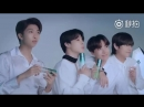 VT cosmetic commercial in Weibo